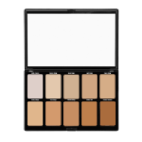 Sacha Cosmetics Cream Foundation Palette