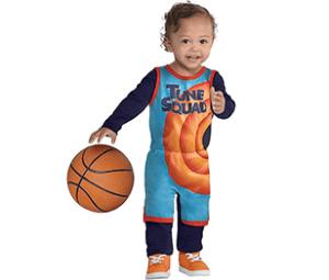 Baby Tune Squad Jersey Costume