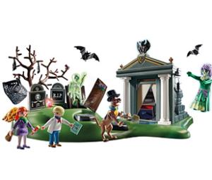 Scooby Doo! Adventure in the Cemetery