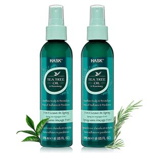 Hask Tea Tree Oil & Rosemary Conditioner Spray