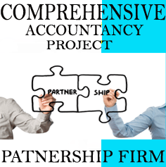 Comprehensive Accountancy Project on patnership firm