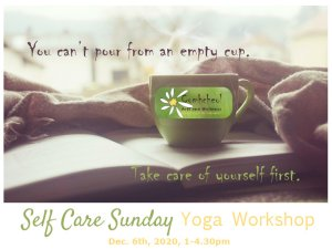 Self Care Sunday Yoga Workshop