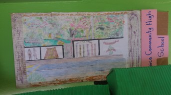 Art Display by Clemox Fountain