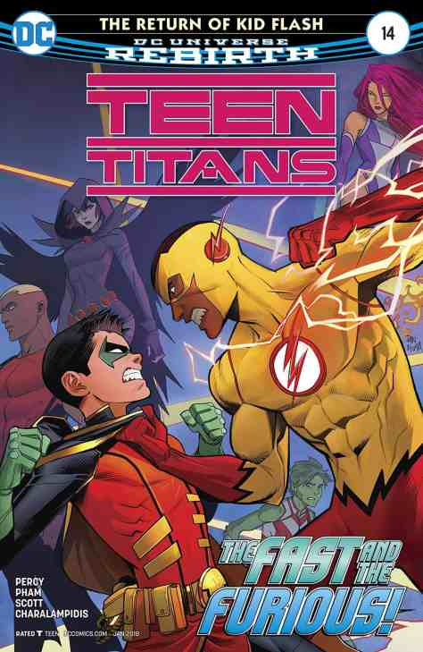Teen Titans 14_cover