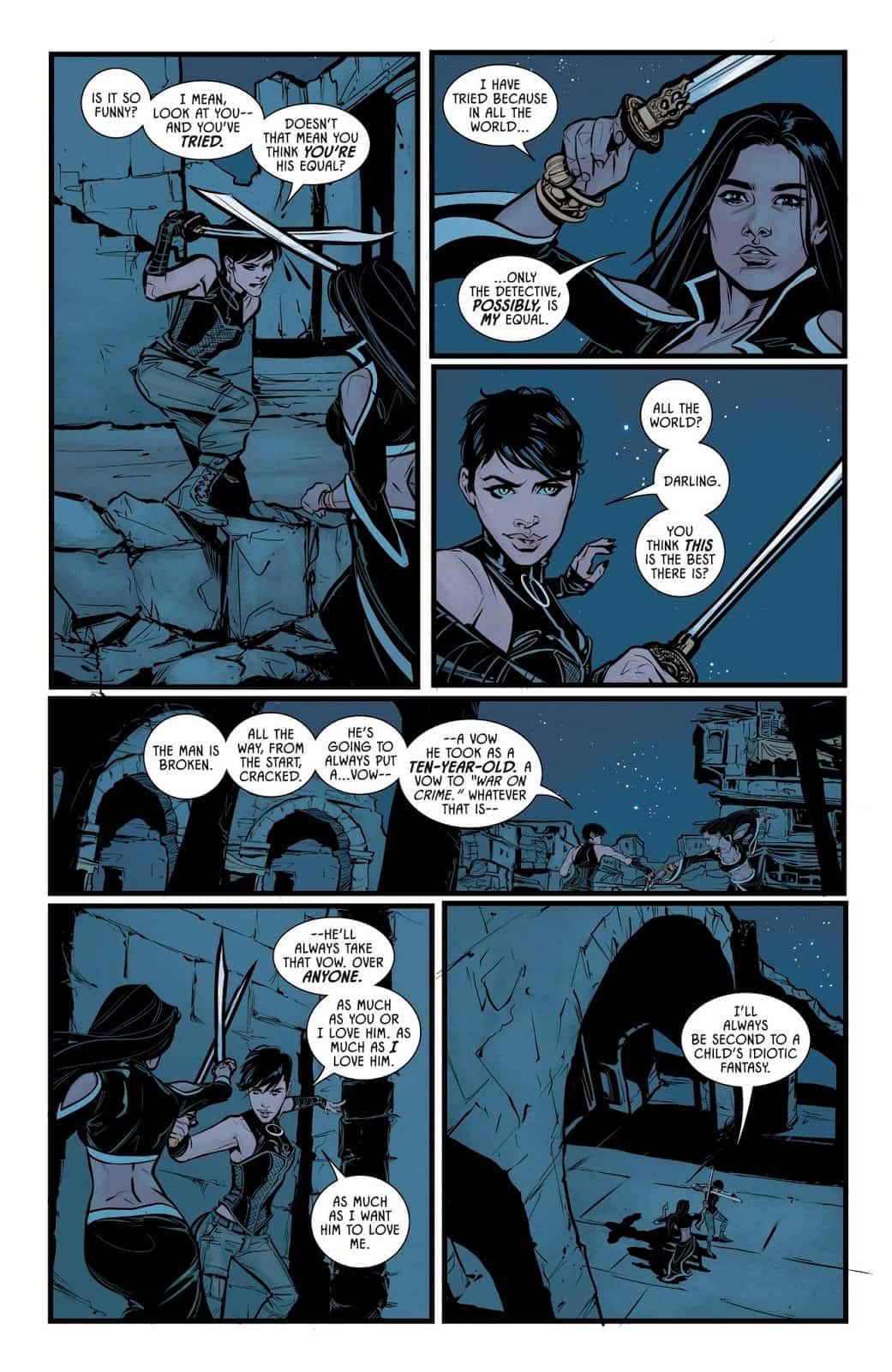 Rule batman series bruce wayne catwoman