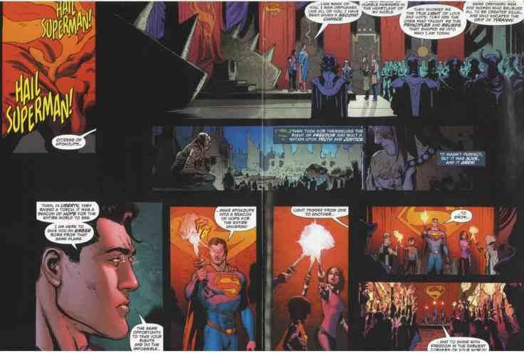 Superman 36_page thirteen + fourteen