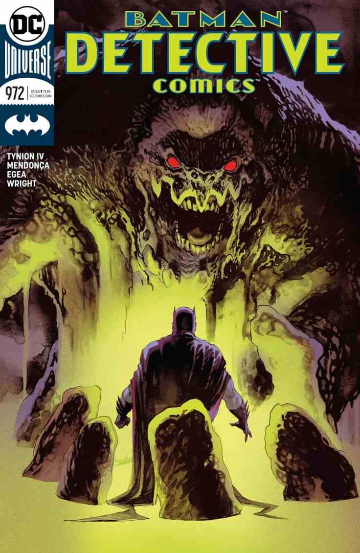 Detective Comics 972_variant cover