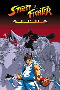 Street Fighter Alpha The Movie