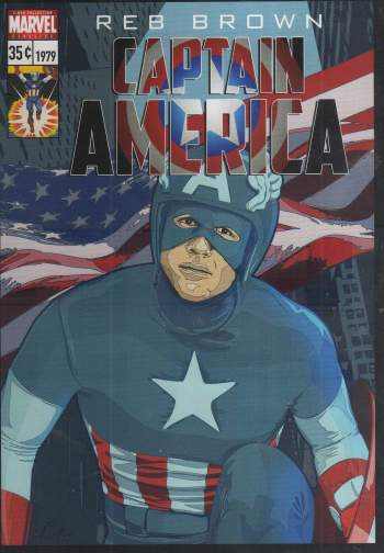 MARVEL CLASSICS Captain America