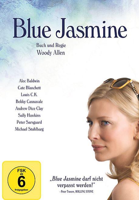 Blue Jasmin