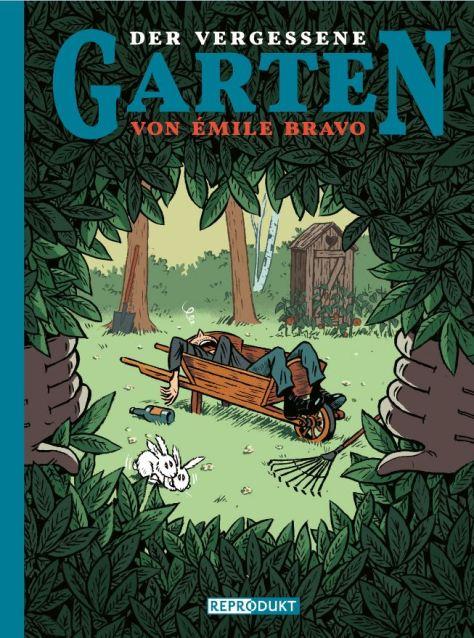 Der vergessene Garten von Emile Bravo