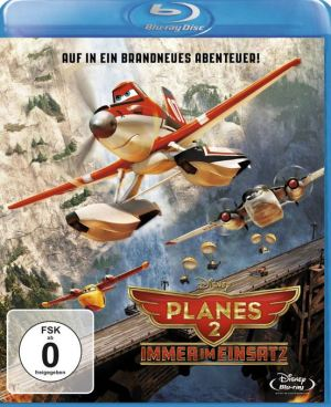 Walt Disney: Planes 2 - Immer im Einsatz
