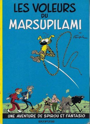 Spirou & Fantasio Gesamtausgabe, Band 2: Von Rummelsdorf zum Marsupilami
