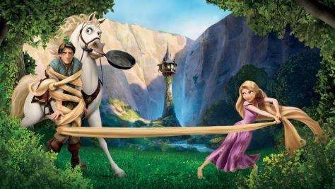 Walt Disney: Rapunzel - Neu verföhnt