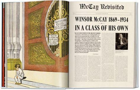 Winsor McCay - Comics, Filme, Träume
