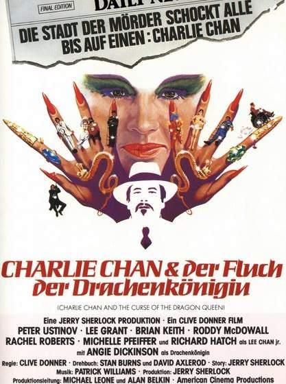 Charlie Chan und der Fluch der Drachenkönigin