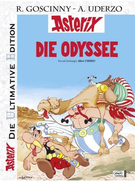Asterix Die Odyssee