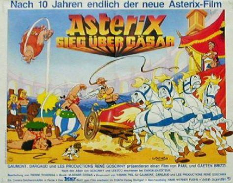 Asterix Sieg über Cäsar