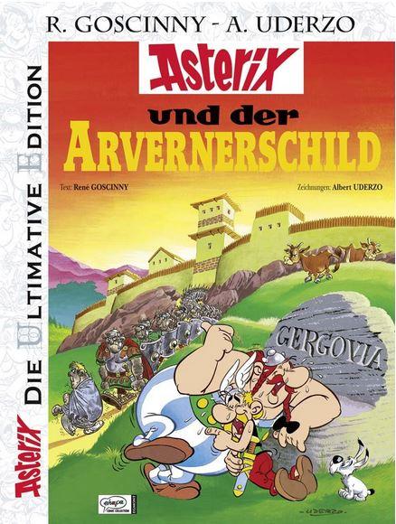 Asterix und der Avernerschild