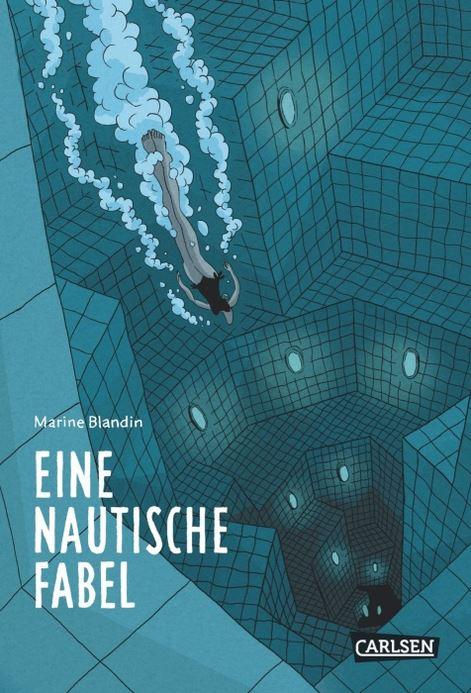 Marine Blandin: Eine nautische Fabel
