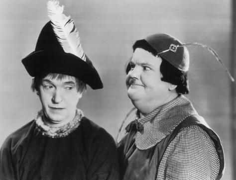 Laurel & Hardy: Abenteuer im Spielzeugland