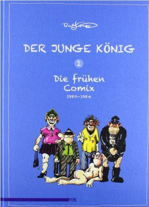 Der junge König: Die frühen Comix