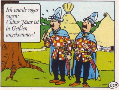 Asterix bei den Belgiern - Ultimative Edition