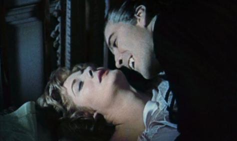 Dracula mit Christopher Lee