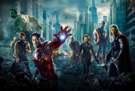 Marvel´s The Avengers