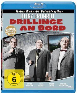 Drillinge an Bord - Heinz Erhardt