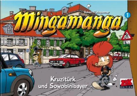 MingaManga - Kruzitürk und Sowobini-Bayer