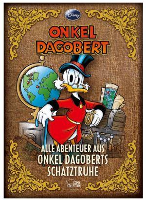 Alle Abenteuer aus Onkel Dagoberts Schatztruhe