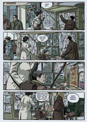 Paco Roca: Der Winter des Zeichners