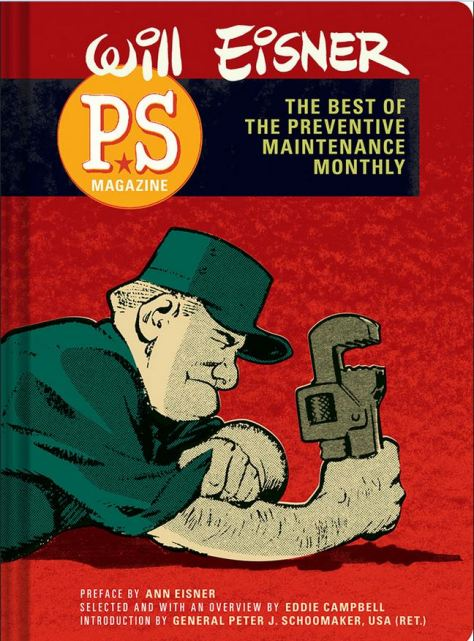 Will Eisner: PS Magazine: The Best of The Preventive Maintenance Monthly