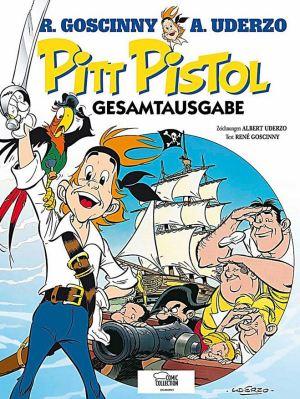 Goscinny & Uderzo: Pitt Pistol