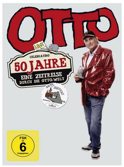 Otto - 50 Jahre Bühnenjubiläum