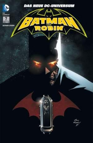 Batman & Robin 7: Robin Rises