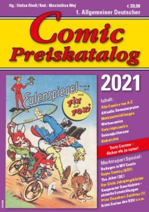 1. Allgemeiner Deutscher Comic Preiskatalog