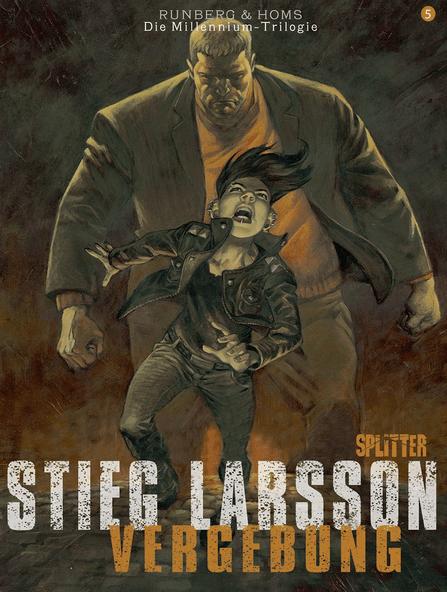 Stieg Larssons Millennium-Trilogie als Comic