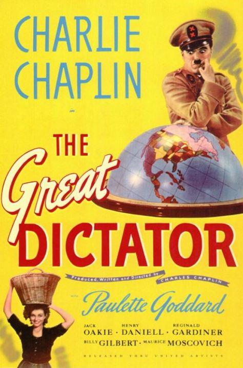 Liberty - Shtunk! Die Freiheit wird abgeschafft - Charlie Chaplin und die Nationalsozialisten