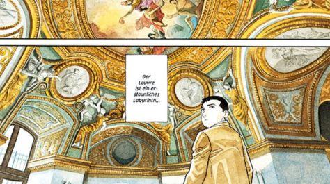 Jiro Taniguchi: Die Wächter des Louvre