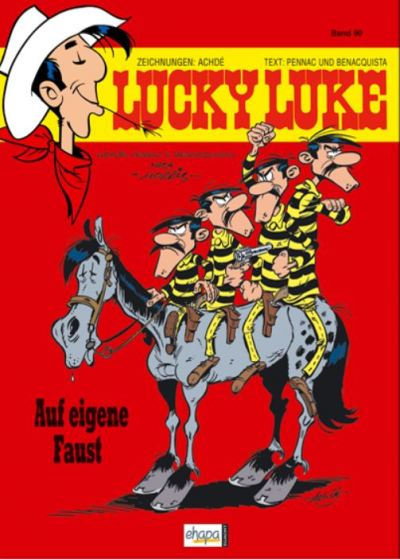 Lucky Luke - Die Gesamtausgabe: 2013 - 2015