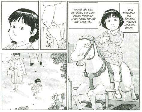 Jiro Taniguchi: Von der Natur des Menschen