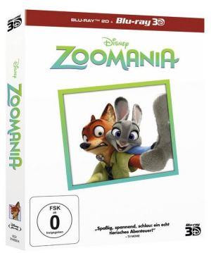 Walt Disney Zoomania