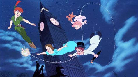 Walt Disney: Peter Pan