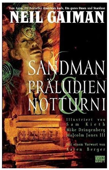 Sandman # 1: Präludien & Notturni