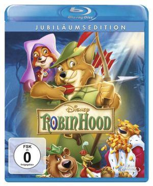 Walt Disney: Robin Hood