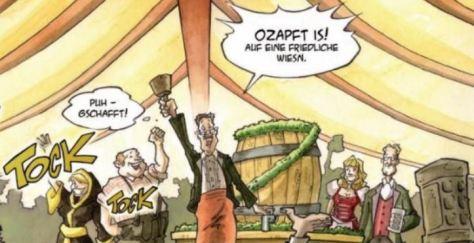 Wiesn-G'schichtn - Komisches, Tragisches und Unerhörtes vom größten Volksfest der Welt