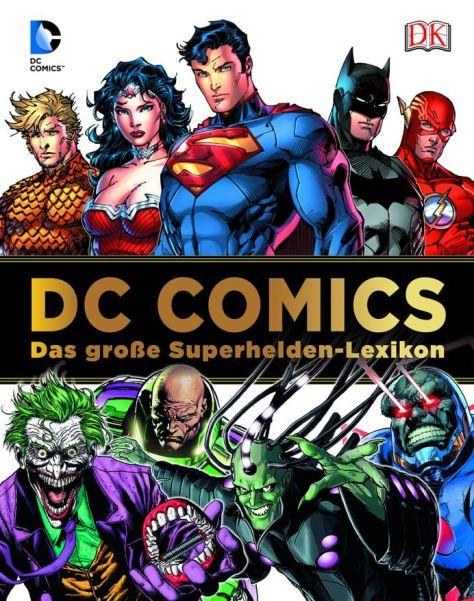 Superhelden Lexika