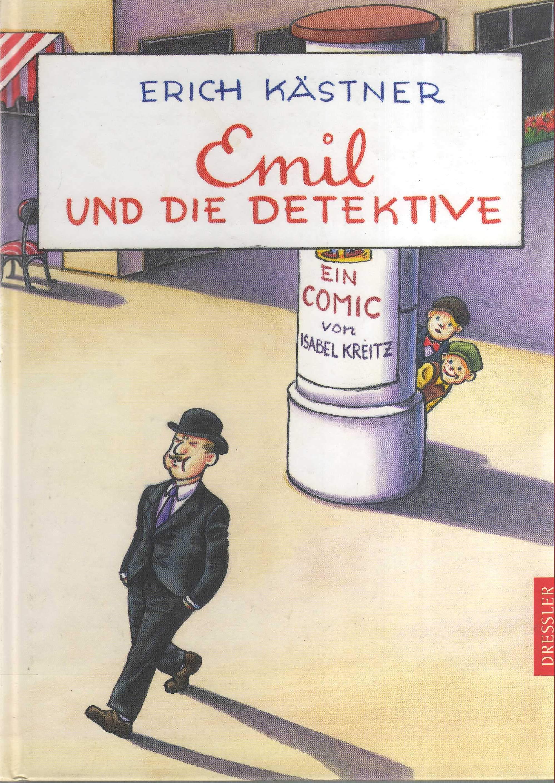 Emil Und Die Detektive Buch
